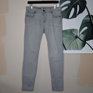 KUT FROM THE KLOTH Mia Toothpick Skinny Jeans Gray
